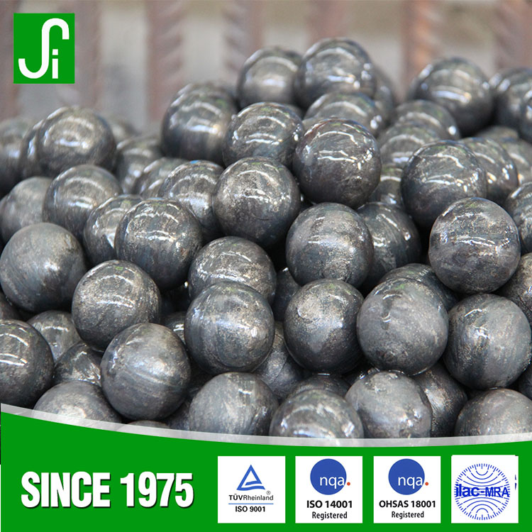 DIA 25-150 mm Forged & Casted Grinding Steel Ball