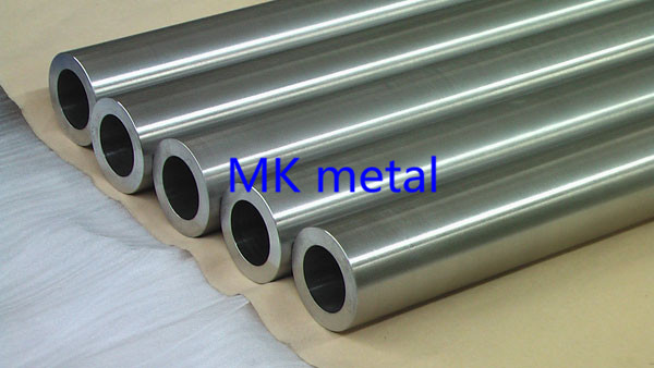 Titanium Seamless Pipes & Tubes
