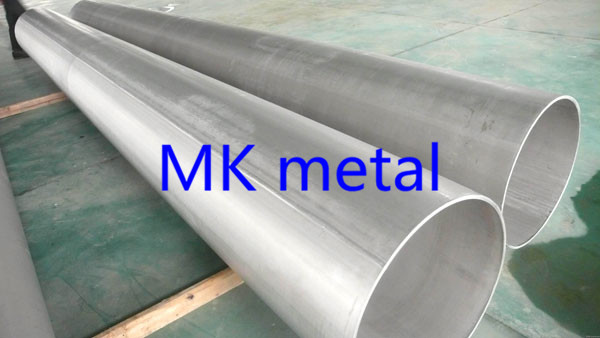 ASTMB862 Titanium welded Pipes & Tubes