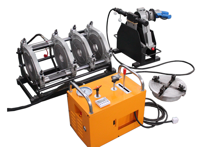 Hdpe Thermofusion butt fusion welding machine