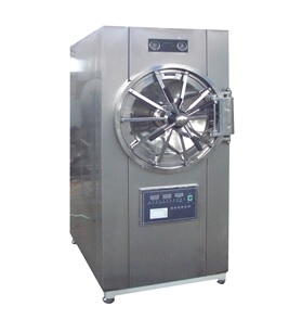 hot sell   automatic sterilization ,horizontal  type autoclave digital