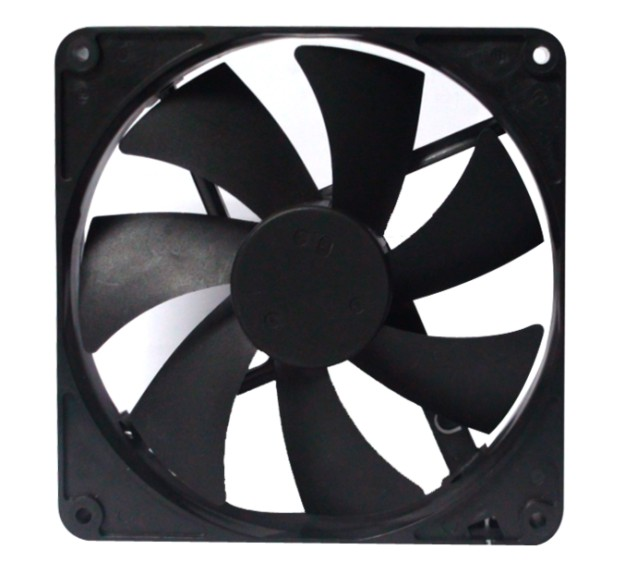 5.5inch 140mm plastic axial cooling fan latest fan type Model 14025 for sale