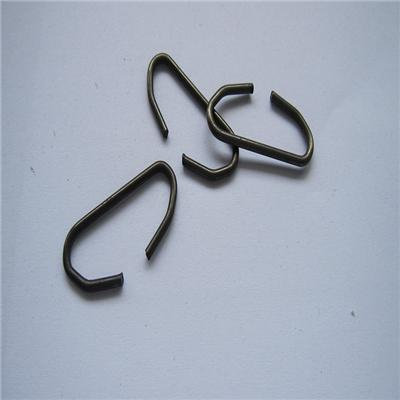OEM Stainless Steel Carbon Steel OX Horn Shaped Springs