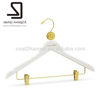 Female Wooden Top Hanger