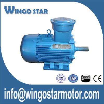 Low Voltage Explosion Proof Motor