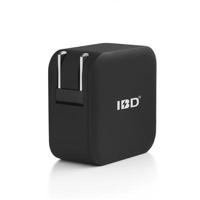 IBD 2 Port US EU Smart Travel Charger Fast Output Suitable For All Mobile Phones