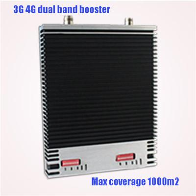 850 1800 dual band repeater mobile signal booster