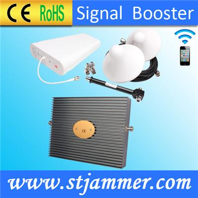 mobile signal booster Tri band 900/1800/2100MHz 3g 4g lte repeater mobile signal amplifier home