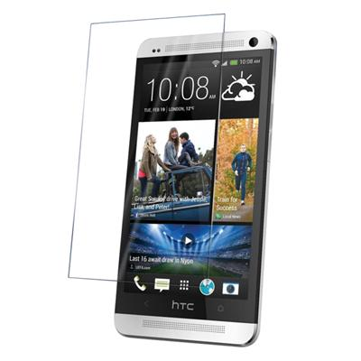 HTC M7 Tempered Glass Screen Protector