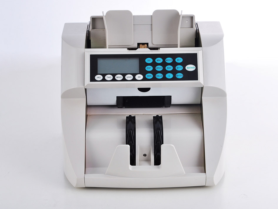 DB780A Front loading system Money counter,high quality ,fast speed,accuracy and Value and mix counting functions.