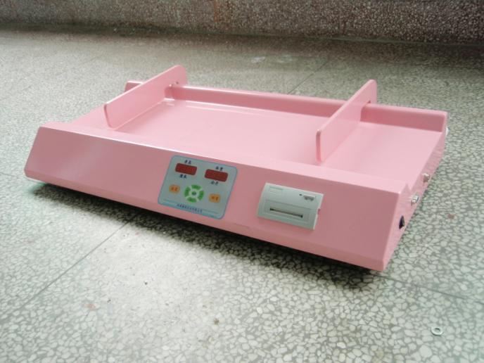 HGM-3000 baby scale,height measuring with weighing scale