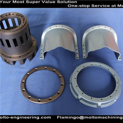 Custom CNC Machining for mechanical part