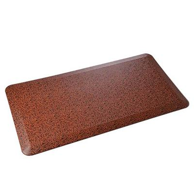 Anti-fatigue kitchen mats waterproof and anti-slip standing mats washable rugs in customized size and color