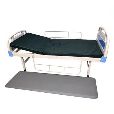 Patient anti falling medical standing mats surgical mats for doctor bedside protection mats gel pad with customized size and color