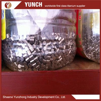 Evaporation materials with refractory crucible and boat