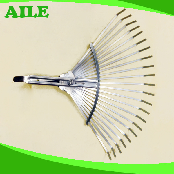Steel Folding Broom Rake