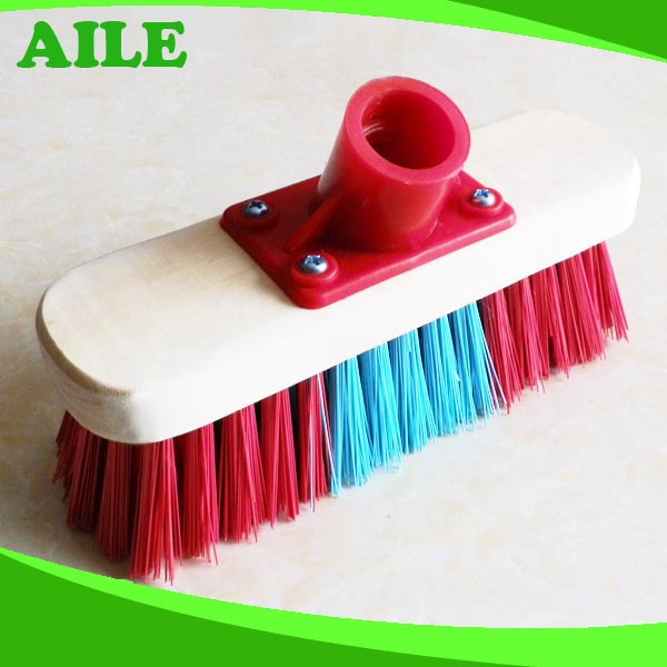 Hard Broom for Semi Smooth Surfaces