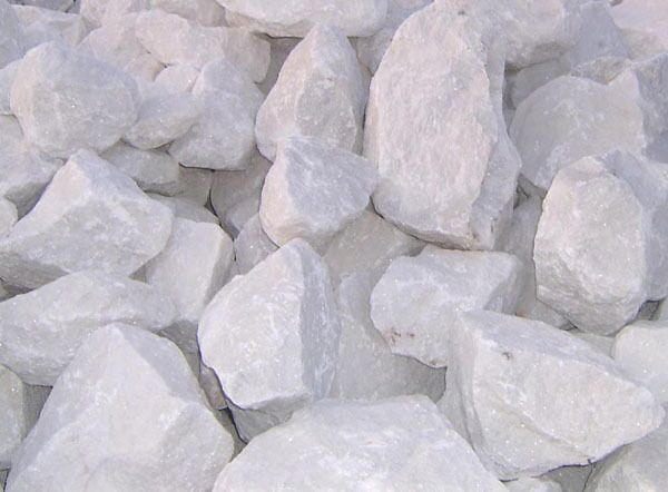 The light/heavy calcium carbonate on sale