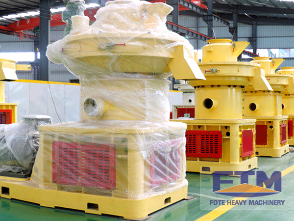 China Wood Shavings Pellet Mill/Fote Wood Particle Pellet Mill/Wood Shavings Pellet Mill