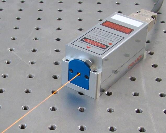 CNI high stability diode-pumped solid-state (DPSS) lasers and diode laser