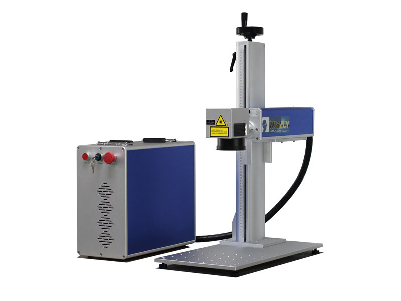 Portable Color Laser Marking Machine - Type III--MOPA Fiber Laser