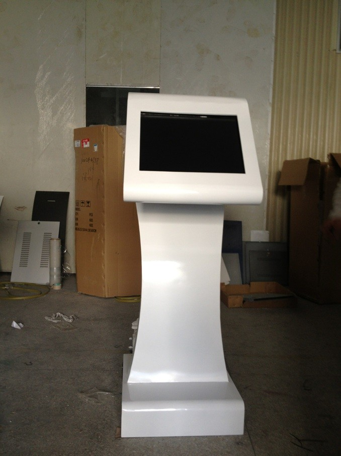 15 17 19 inch android wifi,3g network lcd touch screen payment kiosk with lg panel