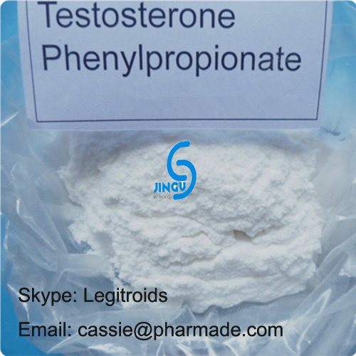 Test Phenylpropionate from cassie@pharmade.com