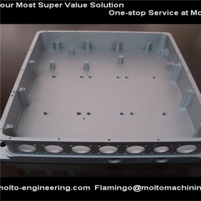 Aluminium Die Casting custom housing