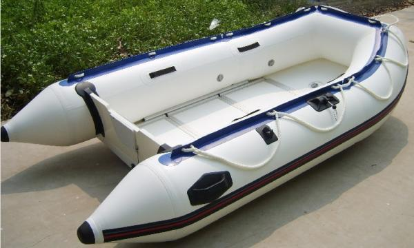 Лодку из пластика