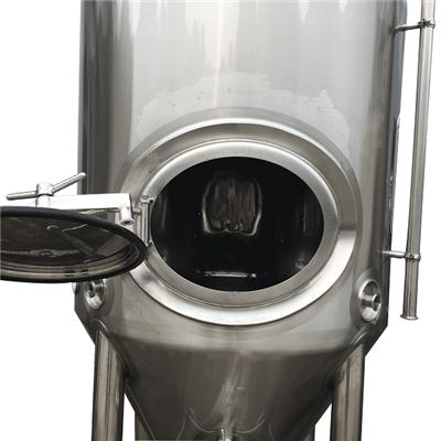 124Gallon(4BBL) Stainless Steel Fermentation Tanks