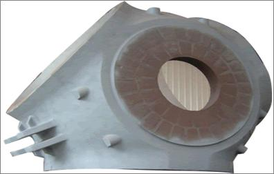 Ductile Cast Iron Wind Power Generator