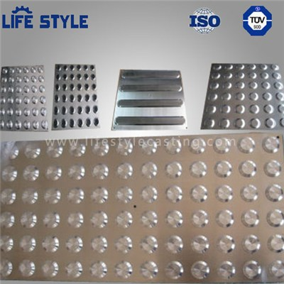 Stainless Steel Tactile Tiles