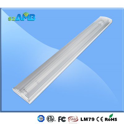 Ceiling Mounted LED Linear Tube