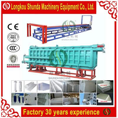 Automatic EPS Block Machine