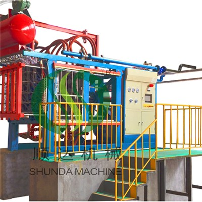 Automatic EPS Shape Moulding Machine