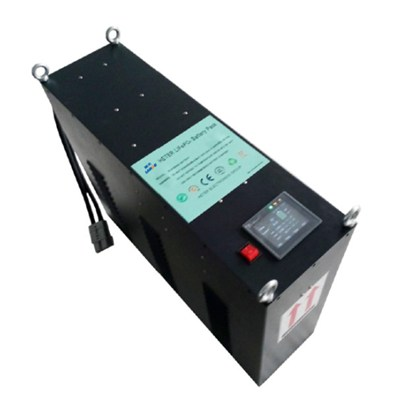 25.6V 200Ah Lithium Ion Battery Storage