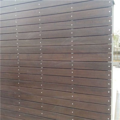Bamboo Cladding