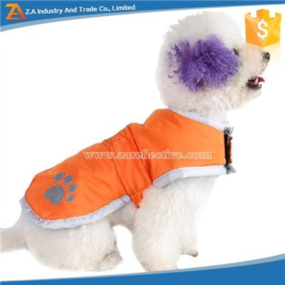 Cute Safety Hi Vis Reflective Pet Vest For Dog