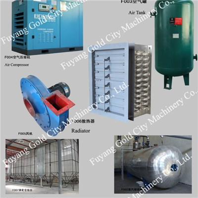 Auxiliary Equipments