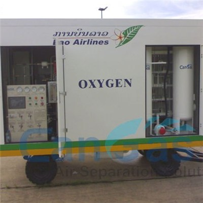 Mobile Oxygen Generator Factory