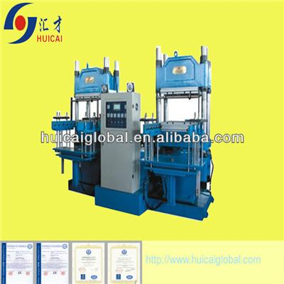 Rubber Plate Compression Molding Machine