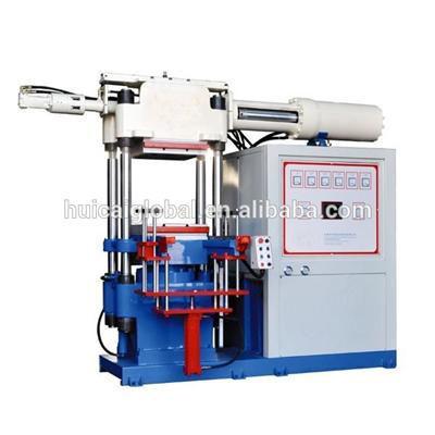 Horizontal Rubber Injection Molding Press Machine