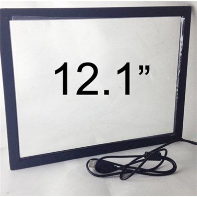 Narrow Bezel IR Touch Frames