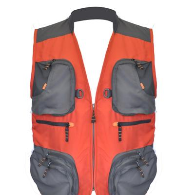 High Visibility Functional Fishing Vest