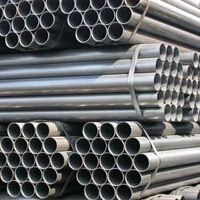 ASTM A795 Hot Dipped CS Welded Pipe, DN250, PE