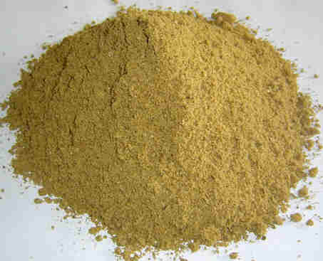 High protein level fishmeal