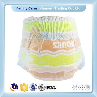 Wooden Fluff Pulp Fluff Pulp Material And Diapers/Nappies Type Disposable Baby Diaper