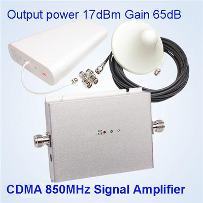 15dBm Home Use Mini 850MHz Signal Booster AGC ALC