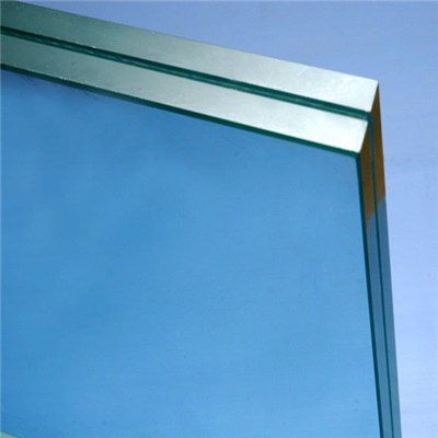 Laminated Float Blue Glass