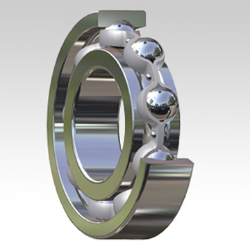 Single Row With Filling Slots And A Snap Ring Groove Deep Groove Ball Bearings